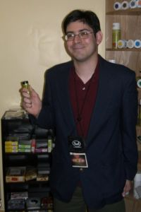 Jason O'dell, 10th Doctor