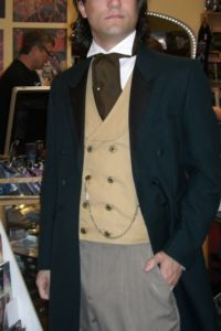 Christian Schley, 8th Doctor