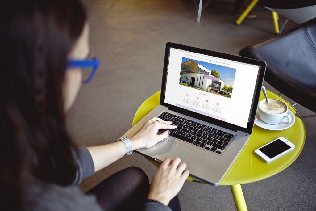 créer un site web personnalisé