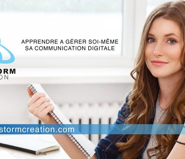 FNE – Brainstorm Formation vous permet de vous former à la communication digitale 100% pris en charge jusqu'au 31 mai!