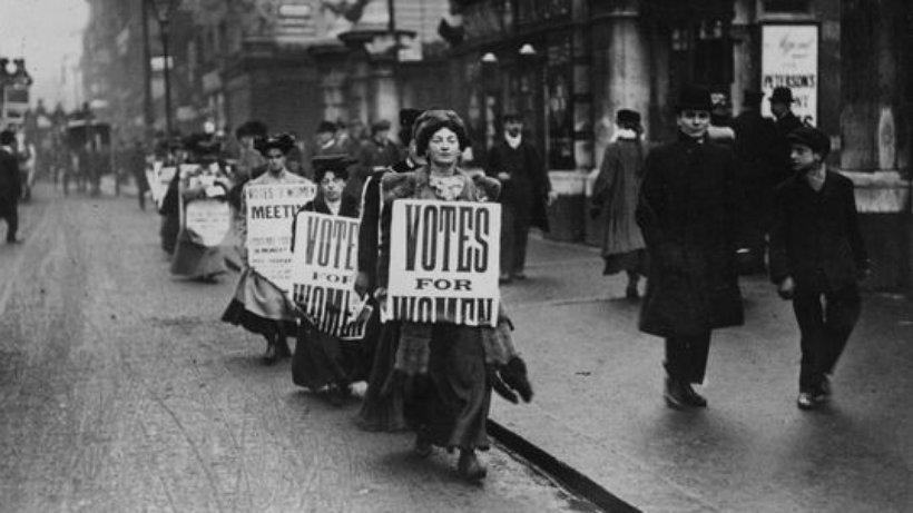 Das Wort zum Sonntag: Suffragette