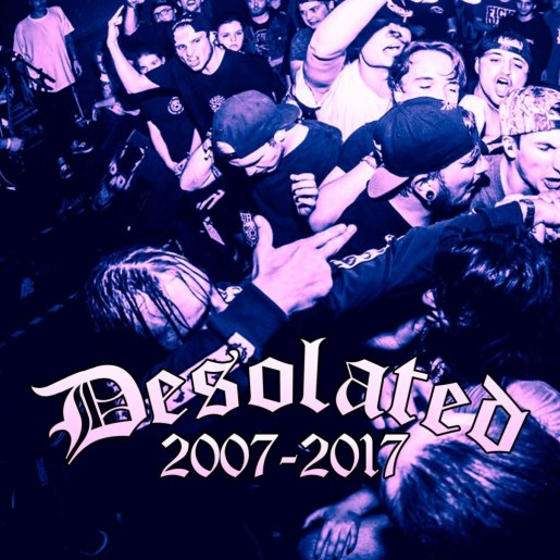 Desolated The End 1