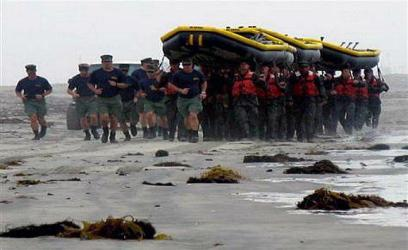 Team Leadership Lessons from the Navy SEALs