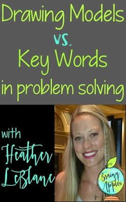 Drawing Models vs. Key Words in Problem Solving