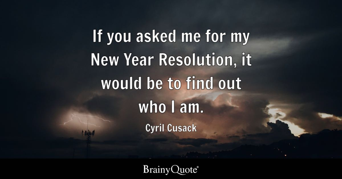 Cyril Cusack If You Asked Me For My New Year Resolution