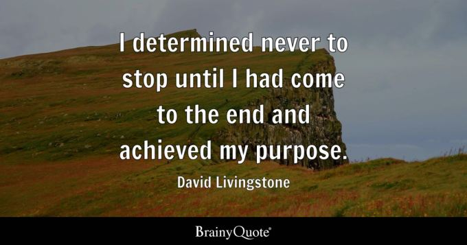 Image result for A DETERMINED PURPOSE