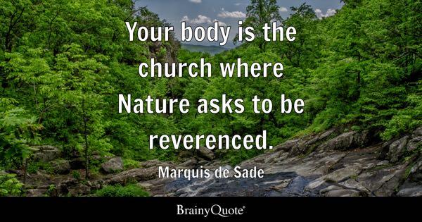 Marquis De Sade Philosophy In The Bedroom Quotes