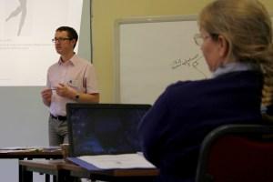 Training how to design training