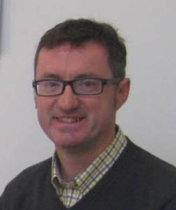 Training solutions provider Peter Tate