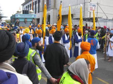 Festival in Southall