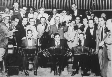 musica historia cantante tango carlos gardel con leguisamo