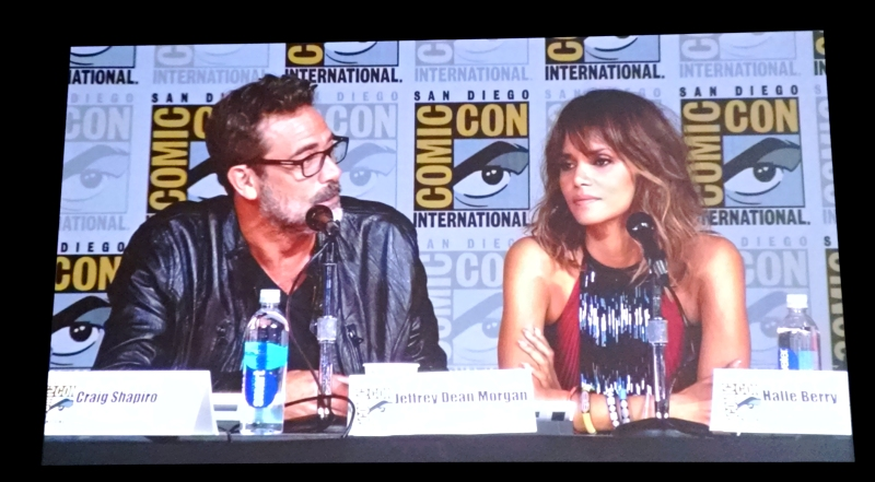 [image: halle berry and jeffrey dean morgan being terribly bored by their own show]