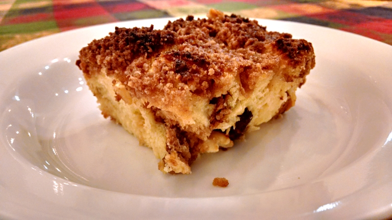 [image: cinnamon bread pudding]