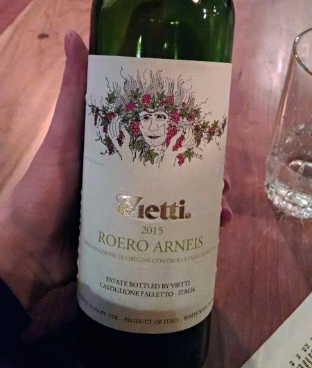 much nicer wine