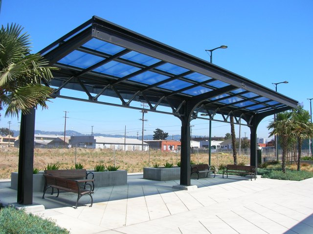 canopy polycarbonate