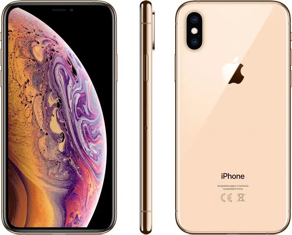 iPhoneXs_Gold