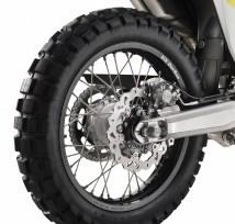TKC 80's provide true dual sport grip.