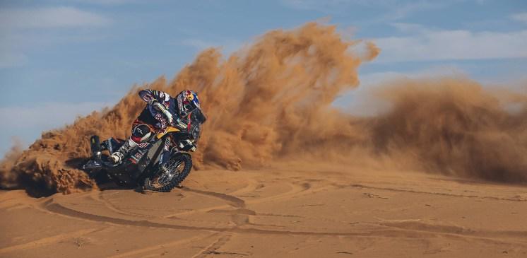 What Kit Dakar © Brake Magazine 2016