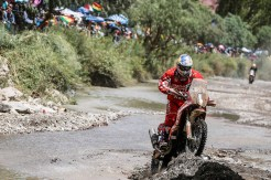 Dakar 2017 - Day Four