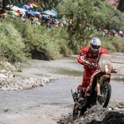 Dakar 2017 - Day Four
