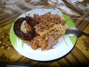 Breakfast in Nigeria