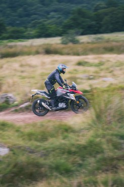 BMW G 310 GS Review © Brake Magazine