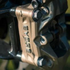 BMW G 310 GS Review © Brake Magazine