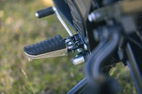 V-Strom 650 XT Project Bike