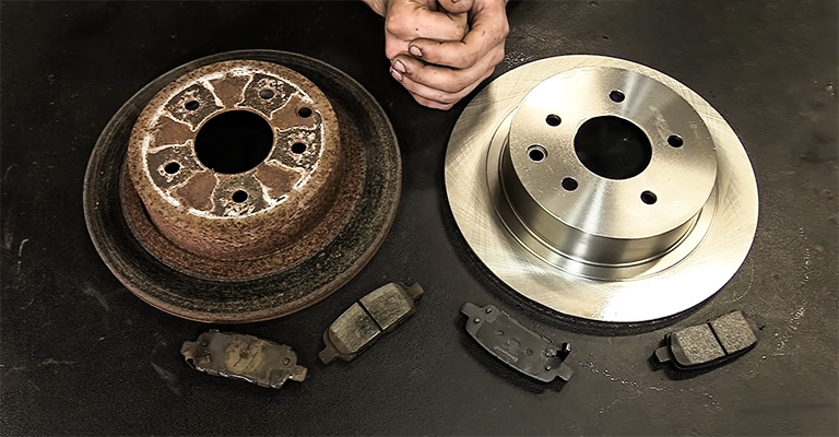 brake pads for nissan rogue