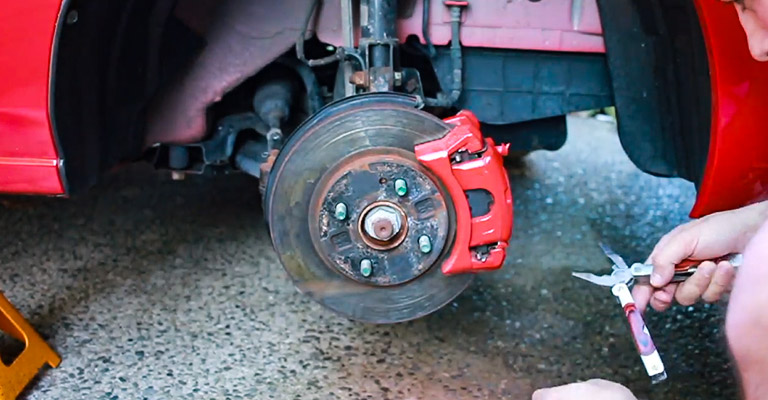 Best Brake Caliper Paint
