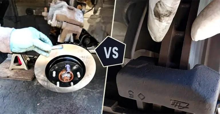 Brake Disc vs Rotor