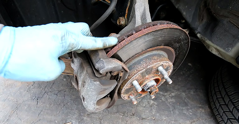 Cost for Brake Pads And Rotors Replacement FI