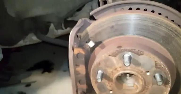 Anti-Rattle Clips Brake Pads