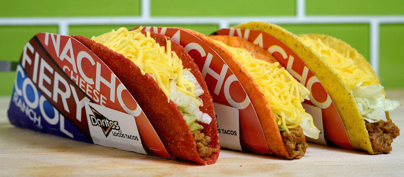 Taco Bell Steal A Base Steal A Taco 2017 Doritos Locos Tacos