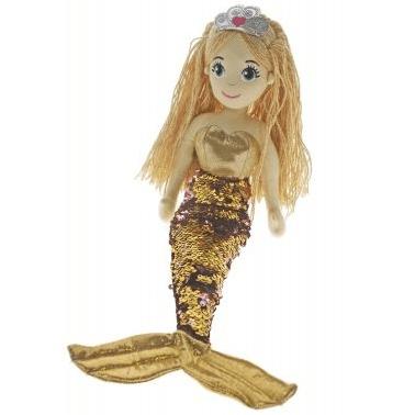Adriana Mermaid Rag Doll