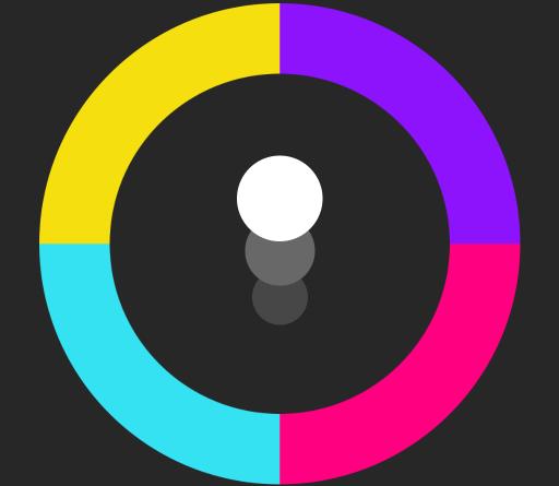 لعبة الألوان Color Switch