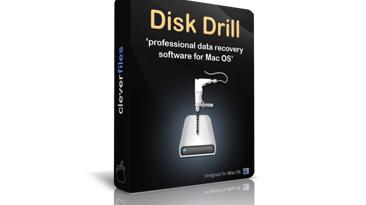 برنامج استعادة الملفات المحذوفة Disk Drill