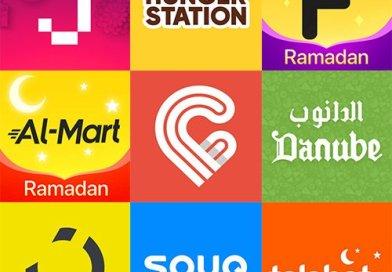 أشهر 10 تطبيقات تسويق وتوصيل في السعودية