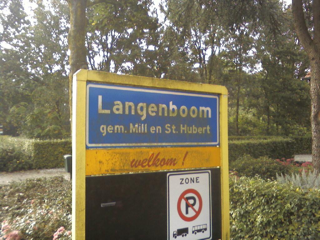 Langenboom – Bram Fietst