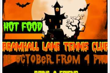 Halloween Party Fri 18th October