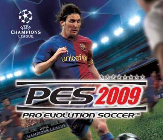 تحميل لعبة Pes 2009 لعبة بيس 2009 برامج بيديا
