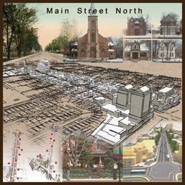 Main Street North Development Permit System