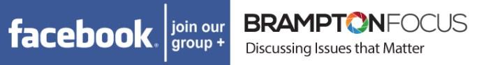 Join the Brampton Focus Facebook Group