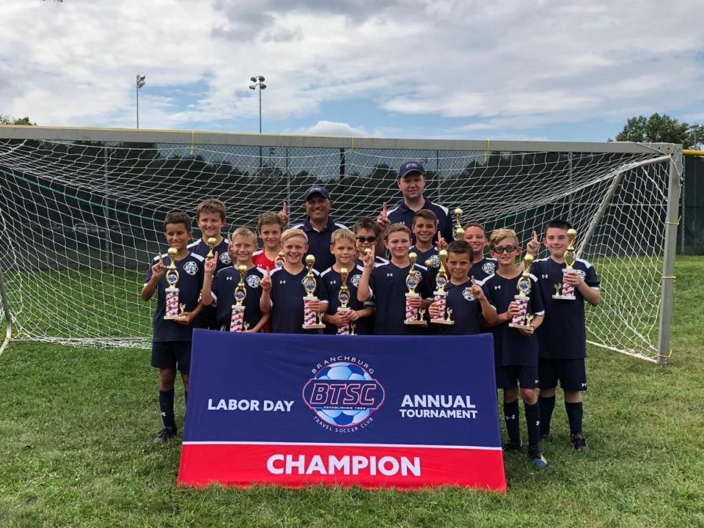 2019 U11 LDT Champions