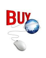 電子商取引のイメージイラスト