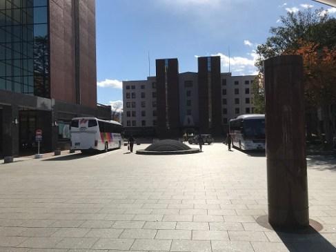 山梨学院大学のキャンパス