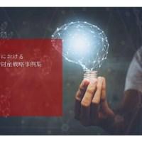 経営における知的財産戦略事例集の表紙