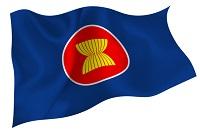 ASEANの旗