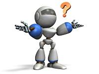 ロボットのCG