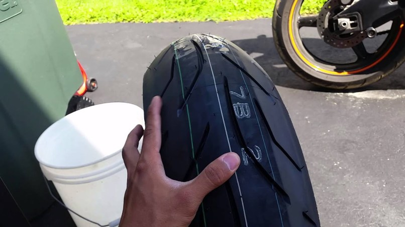 How Often Should Motorcycle Tires Be
